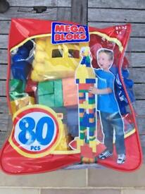 Megablocks child toys