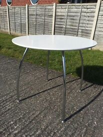 Gorgeous M&S dining table for sale.