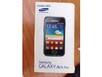 "Samsung Galaxy Ace, special edition ""London 2012"""