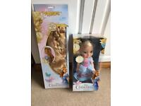 Brand New, Cinderella Toddler Doll and Wig