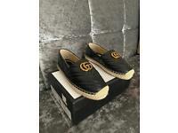 Women GG loafers flats
