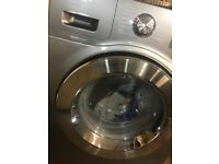 Samsung silver edition 8+6 kg timer display new model washer dryer for sale