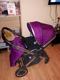 Baby Pram and Car Seat for sale £200