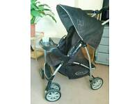 Buggy Graco in good condition with car seat