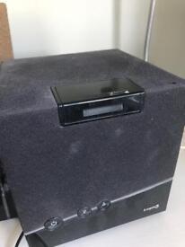 Logic 3 iPod docking system