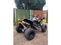 2007 Yamaha raptor 660