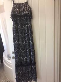 Long gypsy style dress size 14 new
