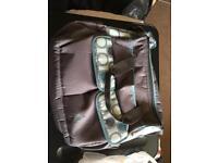 Changing bag like new