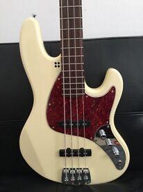 Sandberg Electra Bass Guitar Fender Jazz style