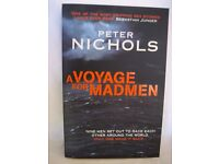 Sailing Book – A VOYAGE FOR MADMEN - PETER NICHOLS