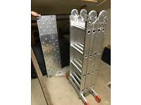 4.75m folding Ladder