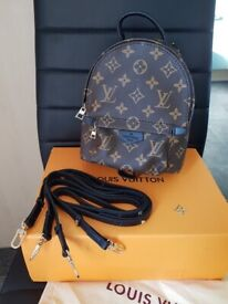 d58ecc969a7 Louis Vuitton Mini Palm Springs Backpack