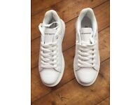 621a1c7b9c2f7 Alexander McQueen Designer Leather Trainers - brand new without box