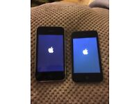 Apple iPod touch & iPhone 3GS on o2 working fine