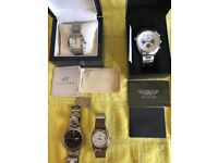 Various watches forsale