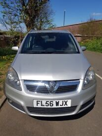 Vauxhall Zafira 1.9 CDTi Design Low mileage with history