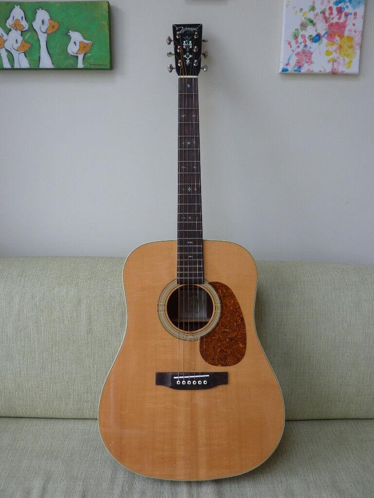 Johnson JD16 Acoustic Guitar