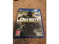 Call of Duty Infinate Warfare with Downloadable contemt