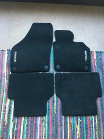 Genuine VW Tiguan Car Matts BNWOT