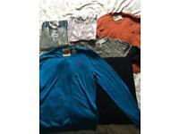 Hollister jumpers & shirt