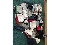 3-6 months Boy's winter clothes bundle