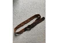 DIESEL Leather Belt, Dalston