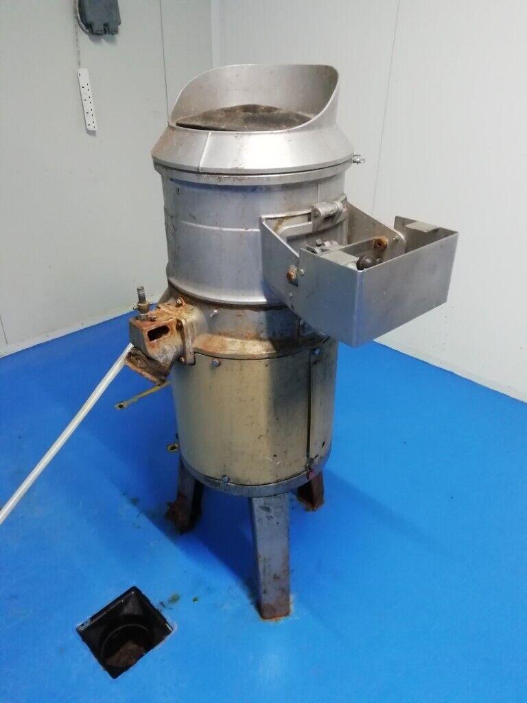 Crypto C28 Potato peeler /rumbler 1/2 bag 25lb