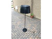 Ikea lack metal standing lamp