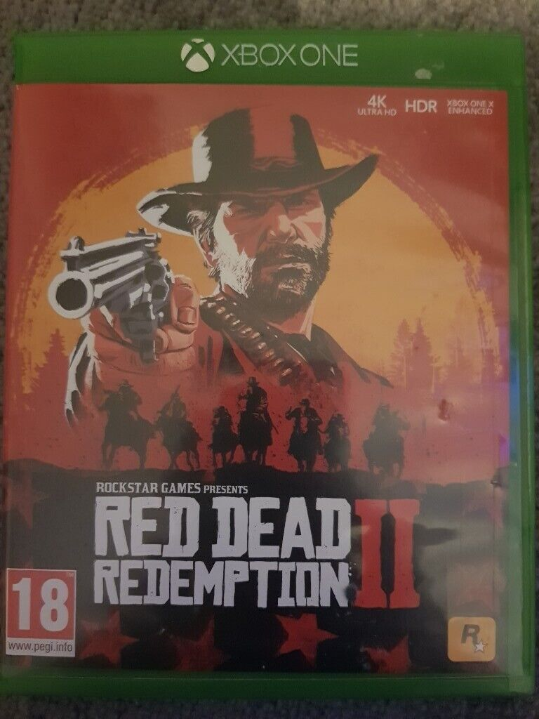 Red dead redemption 2 xbox one | in Whitehill, Hampshire | Gumtree