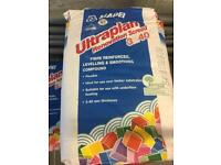 Mapei ultraplan screed self levelling compound *new price*
