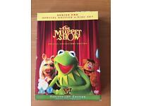 The muppet DVD set