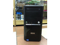 FAST GAMING PC TOWER Intel QUAD CORE i3- 2120 3.30GHz AMD RADEON 2304MB. 500GB HDD. 4GB RAM