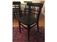 Four Habitat dining chairs