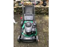 Qualcast petrol lawnmower spares or repairs