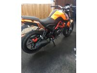KSR Moto GRS 125 cc