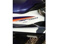 Yamaha go 1300r swap for three seater seafood gtx or similar