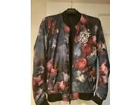 **New with tags** 2017 S/S Sik Silk Reversible Bomber JACKET