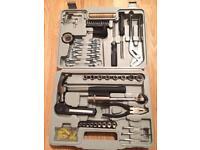 Maintenance set ( spanner, screwdriver)