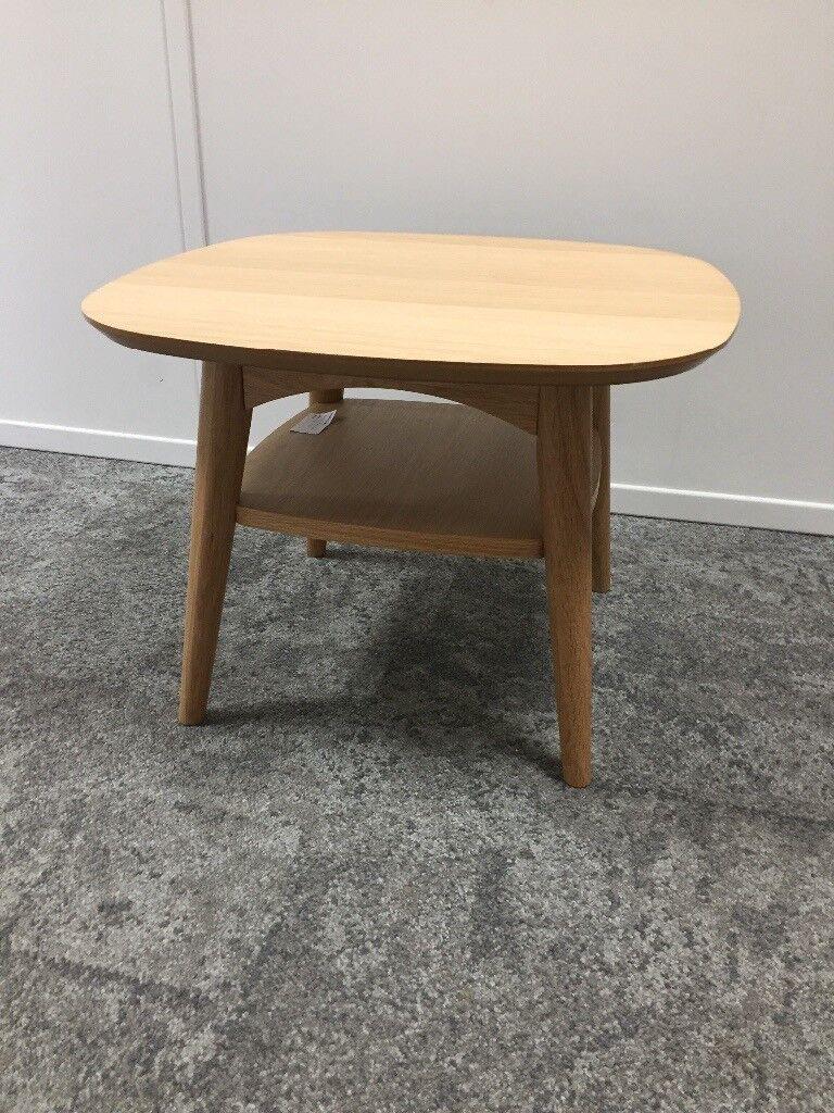 Oak Side Table: In Paulton, Bristol