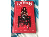 Kat Von d - the tattoo chronicles
