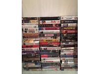 TV, VCR, and Video Collection