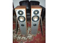 YAMAHA BIG FLOOR STANDING SPEAKERS