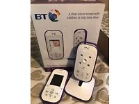 BT video baby monitors