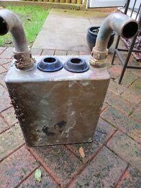 Aga back boiler