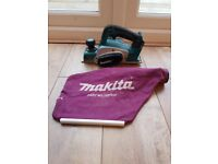 Makita battery planer