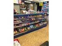 Newsagent Off-license business for sale