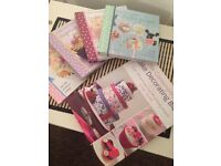 5 Cupcakes, Cakes and Pop Cake Books