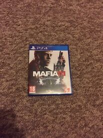 Selling Mafia 3 on PS4 £25 - Mint Condition
