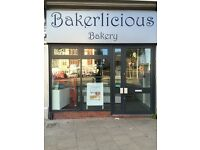 Bakery Shop Business For Sale