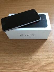 iPhone, 64GB, space grey, on O2